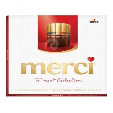 Конфеты Merci 250гр Ассорти 8 видов карт/уп