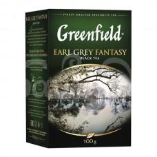 Чай Greenfield 100гр Earl Grey Fantasy