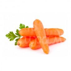 Морковь  мытая вес