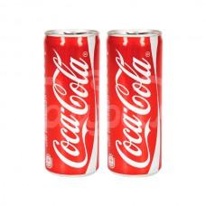 Вода Кока Кола 0.33л ж/б