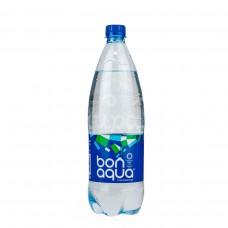 Вода Бон Аква 1л газ пэт