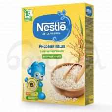 Детское питание Каша Nestle 200гр Безмолочная Рисовая с 4мес