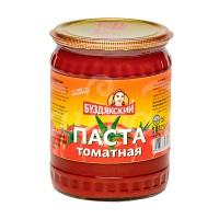 Томатная паста Буздякская 500гр ст/б