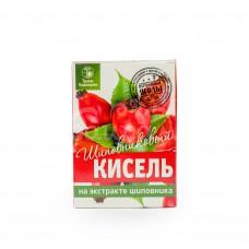 Кисель Травы Башкирии 200гр Шиповниковый карт/уп