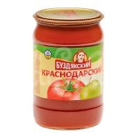Соус Буздякский 670гр Краснодарский Томатный ст/б