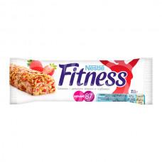 Батончик Fitness 23.5гр с Цельными злаками и Клубникой