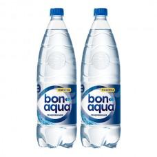 Вода Бон Аква 1.5л газ пэт
