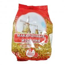 Макаронные изделия 450гр Рожки в/с гр А Башбакалея пакет