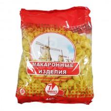 Макаронные изделия 450гр Ракушки в/с гр А Башбакалея пакет