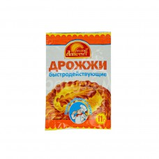 Дрожжи Русский Аппетит 11гр Быстродействующие