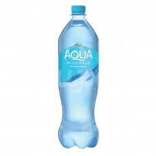 Вода Аква Минерале 1л б/газ пэт