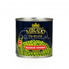Горошек зеленый Mikado Люкс 425мл ж/б