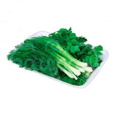 Зелень свежая  100гр Ассорти фас