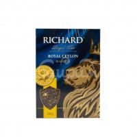 Чай Richard Роял Цейлон 180гр Черный Листовой