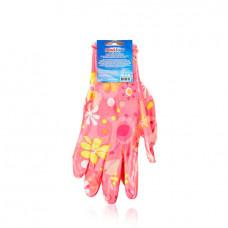 Перчатки Haus Frau Трикотаж Из Нейлона С Покрытием Из Полиуретана