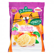 Хлебцы мини Dr.Korner 30гр Рисовые с Яблочным соком пакет