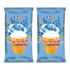 Мороженое Пломбир на Сливках 75гр Челны Холод ваф/ст