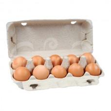 Яйцо куриное 2с 10шт Пищевое Столовое Продэкс термо/уп