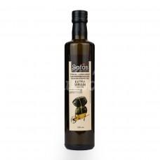 Масло оливковое Sofos 0.5л Extra Virgin ст/б