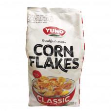 Завтрак сухой Джуно Классик Тейст 250гр Кукурузные хлопья пакет