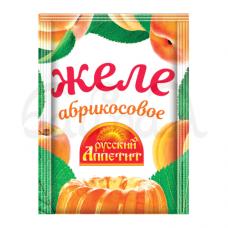 Желе Русский Аппетит 50гр Абрикосовое