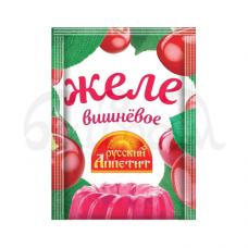 Желе Русский Аппетит 50гр Вишневое