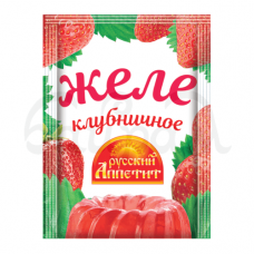 Желе Русский Аппетит 50гр Клубничное