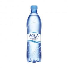 Вода Аква Минерале 0.5л б/газ пэт