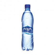 Вода Аква Минерале 0.5л газ пэт