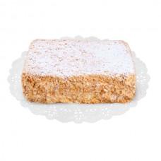 Торт слоеный Наполеон 800гр со Сгущенкой Ситно
