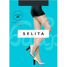 Колготки Selita 40den Р4 Black