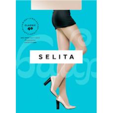 Колготки Selita 40den Р4 Natural