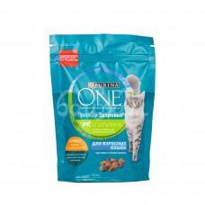 Корм для взрослых кошек Пурина Ван 180гр с Курицей пакет