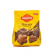 Пряники Яшкино 350гр Шоколадные пакет