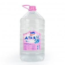 Детское питание Вода Красный Ключик 5л Детская б/газ пэт