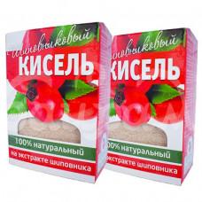 Кисель Травы Башкирии 200гр Шиповниковый Витамин С карт/уп