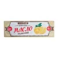 Масло Белорусское 82.5% 450гр Традиционное Сладкосливочное фольга