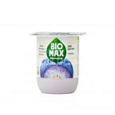 Биойогурт BioMax 2.2% 125гр Черника Бифидобактерия Пребиотики пл/ст