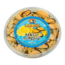 Мясо Мидии 150гр в Масле Миякинская РК
