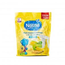Детское питание Каша Nestle 220гр Молочная Яблоко Банан с 6мес пауч