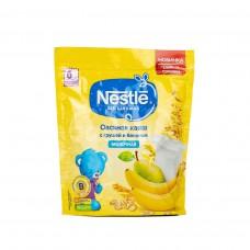 Детское питание Каша Nestle 220гр Молочная Овсяная Груша Банан пауч