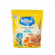 Детское питание Каша Nestle 220гр Молочная Гречневая Курага пауч