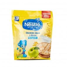 Детское питание Каша Nestle 220гр Молочная Овсяная Яблоко с 5мес пауч