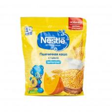 Детское питание Каша Nestle 220гр Молочная Пшеничная Тыква пауч