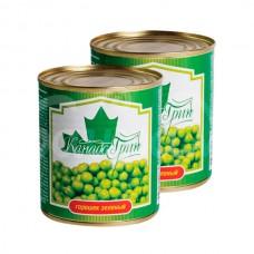 Горошек зеленый Канада Грин 316г ж/б