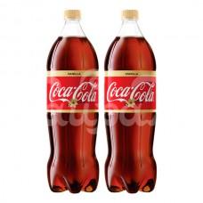 Вода Кока Кола 1.5л Ванилла пэт