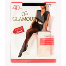 Колготки Glamour Tiamo 40 Den 2 Nero