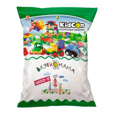 Палочки кукурузные ВкусноМама Kidcon-Сюрприз 40гр Сладкие пакет