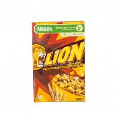 Готовый завтрак Lion 230гр Карамельно-Шоколадный карт/уп