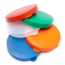 Крышки для закрывания 10шт Цветные Радиан 10080302